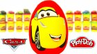 Disney Arabalar  3 Cruz Ramirez Sürpriz Yumurta Oyun Hamuru Play Doh