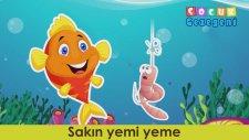 Kırmızı Balık Gölde  | Çocuk Şarkıları #bebek #çocuk #şarkı #kırmızı #balık