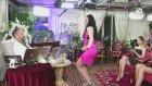 Sibel'İin Darbuka Eşliğinde Harika Dansı