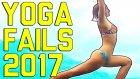 Yoga Yapan İnsanların Başına Gelen Komik Kazalar