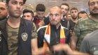 Havalanın da Sneijder'ın Coşkuyla Karşılanması