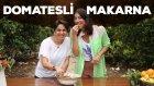 Sağlıklı Yaz Makarnası - 1+ Yaş İtibariyle Tüm Aile I İki Anne Bir Mutfak