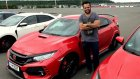 Test - Honda Civic TYPE R (2017)