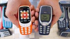 Yeni Nokia Ve Eski Nokia 3310 Dayanıklılık Testinde