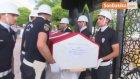 Adliye Önünde Şehit Edilen Polis Memuru Son Yolculuğuna Uğurlandı
