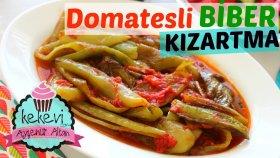 En Kolay Domatesli Biber Kızartması | Ayşenur Altan Yemek Tarifleri