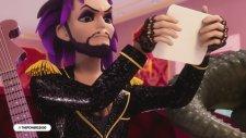 Gitarcı Kötü Adam - Mucize: Uğur Böceği ile Kara Kedi (20.Bölüm 1.Sezon Türkçe)