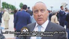 Haham Jeffrey Seidel: Türkiye İstanbul, İsrail Kudüs Arasındaki İlişkileri Nasıl Daha İyi Bir Seviye