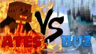 Magma Set vs Buz Set! - (Minecraft)