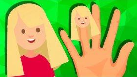 Parmak Ailesi - Akrabaları Öğreten Çocuk Şarkısı