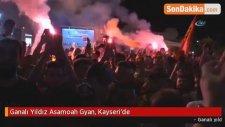 Ganalı Yıldız Asamoah Gyan, Kayseri'de