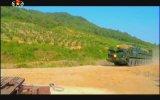 Kuzey Kore Televizyonu Gururla Mars14 Füzesini Sunar