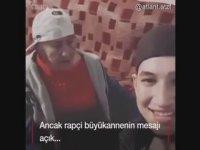 Rapçi Büyükanne - Kazakistan