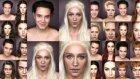 Kadın Film Oyuncularına Makyajla Kendini Birebir Benzeten Yetenekli Adam