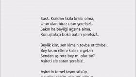 Ozan Arif - Şerefsiz!..