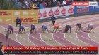 Ramil Guliyev, 100 Metreyi 10 Saniyenin Altında Koşarak Tarih Yazdı