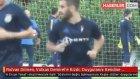 Rıdvan Dilmen, Volkan Demirel'e Kızdı: Duygularını Kendine Sakla