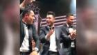 Tolgay Arslan, Adriano ve Tosic Döktürdü