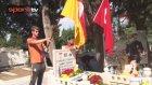 Turgay Şeren Mezarı Başında Anıldı!