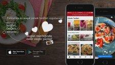 Yemek Tarifleri iOS Uygulaması
