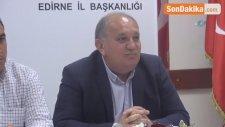 AK Parti Edirne İl Başkanı İlyas Akmeşe: