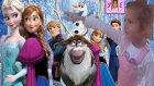 Anna Ve Elsa .elsa Sihirli Güçlerini Farkediyor.peki Sarayı Kurtarabiliyor Mu ?