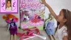 Barbie Masal Dünyası Dergisi Açtık. Hediyesi Çok Güzel )))