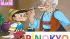 Çocuklar İçin En Güzel Masallardan Pinokyo. Kırmızı Başlıklı Kız Sindirella  Rapunzel