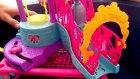 Disney Prensesleri Yüzüyor Dans Ediyor Sindirella Ariel Bella Hepsi Orda, Unboxing Toys For Kids