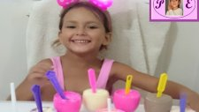 Dondurma Nasıl Yapılır.renk Renk Dondurma . How We Can Make  İce Cream At Home