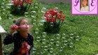 Elif Balocuklar Yapıyor. Baloncuk Makinası Çok Büyük Harika  ))) Eğlenceli Çocuk Videosu