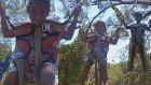 Elif Zıplama Atraksiyonunda, Daha Önce Hiç Bu Kadar Eğlenmemiştik