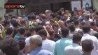 Fenerbahçeli Futbolculara Cuma Namazında Büyük İlgi! Dirar'dan Özel Açıklama