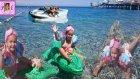 Hava Çok Güzel Yüzme Zamanı Haydi Denize .eğlenceli Çocuk Videosu .video For Kids.
