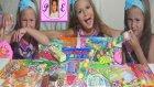 Jelibon Şekerleme Denedik . Çeşit Çeşit Ve Finalistleri Açıklıyoruz )) Çocuk Videosu