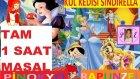 Masal Dünya Masalları Tam 1 Saat Kırmızı Başlıklı Kız Rapunzel Sindirella