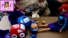 Miniş Zeliş Poniş Marketten Alışveriş Yapıp Öğretmen Ziyaretine Gidiyor. Çocuk Videosu, Video Kids