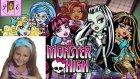 Monster high Dergisi açtık .posterler bulmaca ve yarışmalar.Enteresan bir dergi.