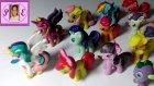 Oyuncak Mini Pony Full 12 Adet  ... Hepsi Burada
