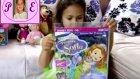 Prenses Sofia Dergisi Açtık Hediyesi Mini Telefon , Hikayeler Bulmacalar Eğlenceli Çocuk Dergisi