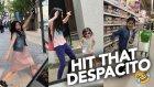 Sevimli Kızın Despacito Şarkısını Her Duyduğunda Dans Etmesi
