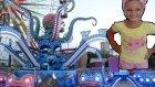 Antalyanın büyük lunaparkını gezdik  aktur lunapark 1  , Eğlenceli çocuk videosu