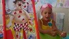 """Elif için yeni oyuncak """" süper doktor """" , Eğlenceli çocuk videosu"""