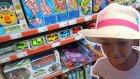 Elif İle Migros Alışverişi ,elife Maske Aldık . Eğlenceli Çocuk Videosu