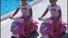 Elife Sunny Elektrikli Motorsiklet Aldık .elif Çok Beğendi .eğlenceli Çocuk Videosu