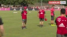 Erdal Kılıçarslan, Altyapısında Yetiştiği Bayern Münih'le İdmana Çıkıyor
