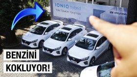 Hyundai Ioniq ile Benzin Derdine Son - İngilizce Öğrenmek Vlog#25