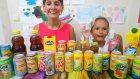 İce Tea Challenge, Soğuk Çaylar Yarışıyor, Lipton Didi Deren Fuse Tea Vs Vs, Eğlenceli Çocuk Videosu