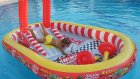 intex cars havuzumuz sonunda büyük havuzda ,Devasa havuz ::)) eğlenceli çocuk videosu