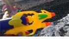 Plaj Keyfi Ve Denizde  Sualtı Çekimi , Eğlenceli Çocuk Videosu